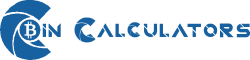 Coin calculators Logo