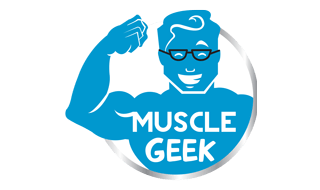 Muscle Geek logo